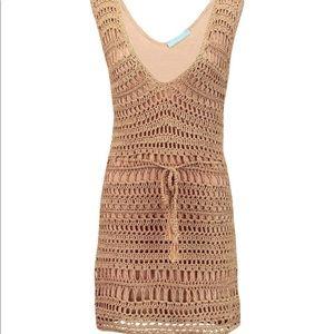 Melissa Odabash Tiffany crochet dress